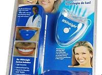 Отбеливание зубов в домашних условиях WHITE LIGHT