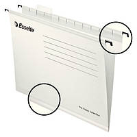 Подвесные папки Esselte Pendflex, белый, 25 шт.(90319)