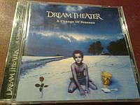 Dream Theater A Change Of Seasons CD б/у