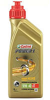 Масло моторное CASTROL Power 1 Racing 4T 10W-40 1Л