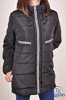 Молодёжная женская куртка-парка В наличии