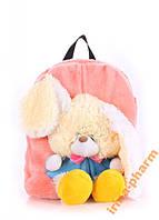 ДЕТСКИЙ РЮКЗАК (kiddy-backpack-rabbit-rose)