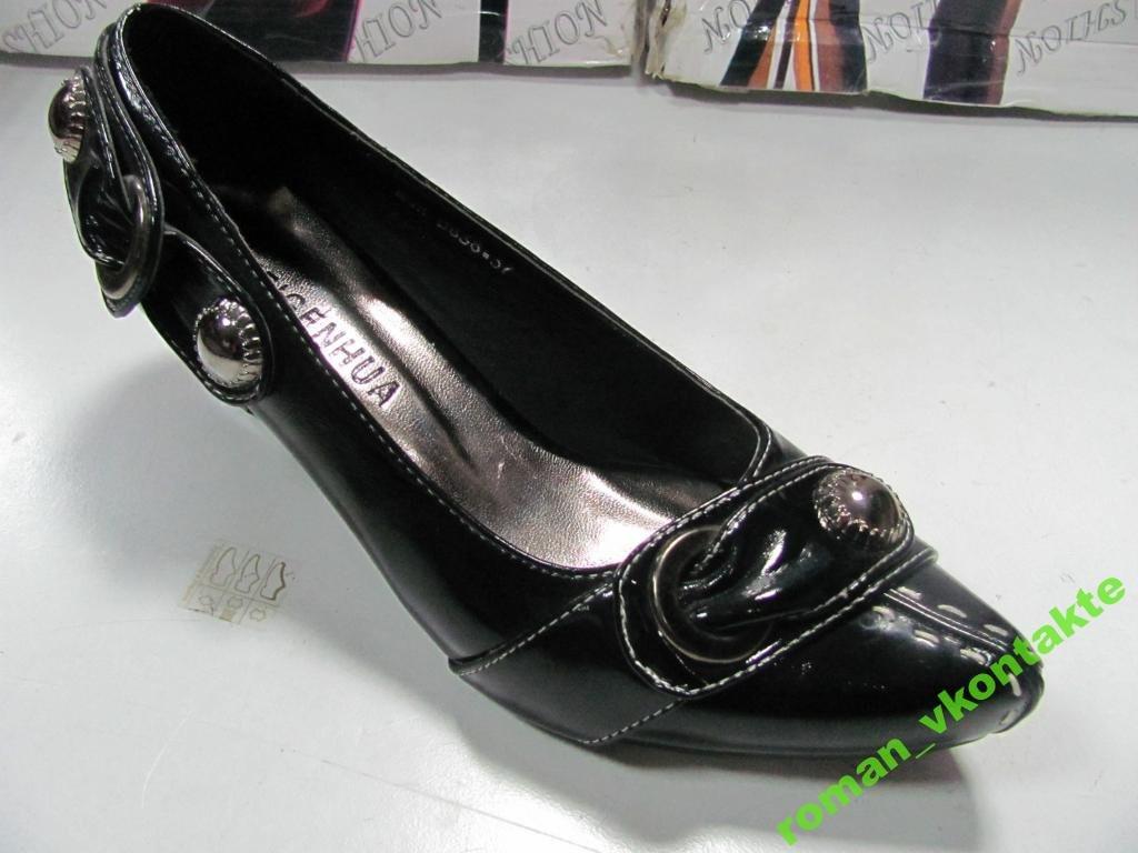 Туфли женские MEIGENHUA  37.раз уценка дешево