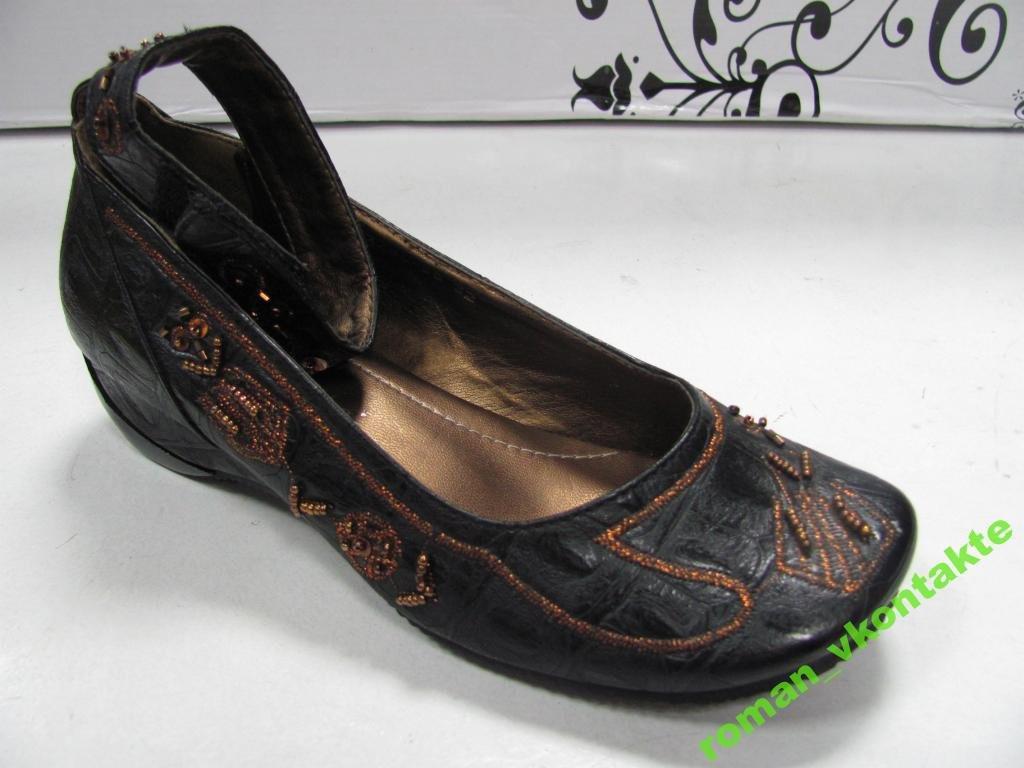 Туфли женские подрост Guenroses 32 р дешево уценка
