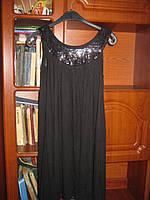 Коротке плаття чорне Н& M 46-50 розміру