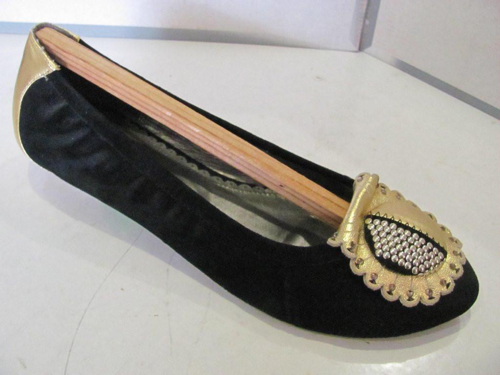 Туфли женские балетки BAGATO 39  раз