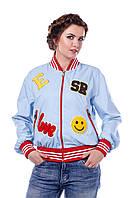 Женская куртка в спортивном стиле р. 42-54 арт. 950 Тон 11