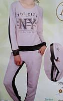 "Женская байковая пижама ""Nicoletta"" №88272"