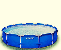 Семейный каркасный бассейн Intex 28200/56997
