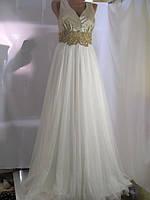 Платье женское выпускное  раз 46.М