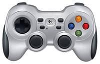 Беспроводной компьютерный геймпад Logitech F710