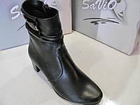 Ботинки женские демисезонные SaVio  38,39  раз