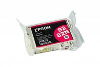 Картридж Epson T0823 Magenta