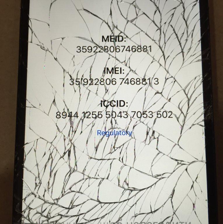 Iphone 6 (оригинал) iCloud