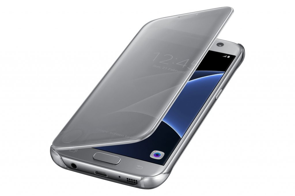 Чехол Samsung Galxy S7 Clear View Cover