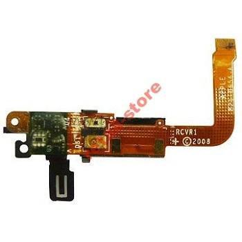 Шлейф iPhone 3G/3Gs (датчик- динамика)оригинал