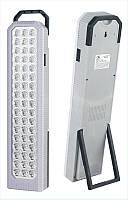 Аккумуляторный аварийный светильник на 51 светодиод  1922-1