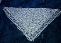 Кружевной платок  для невесты Есть белый и бежевый