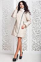 Женская теплая осенняя куртка р. 44-58 арт. 970 Тон 25