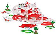 """Игровой набор Скорая помощь """"Kid Cars 3D"""" Вадер, 53330, Wader"""