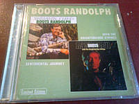 Boots Randolph Sentimental Journey / With The...CD