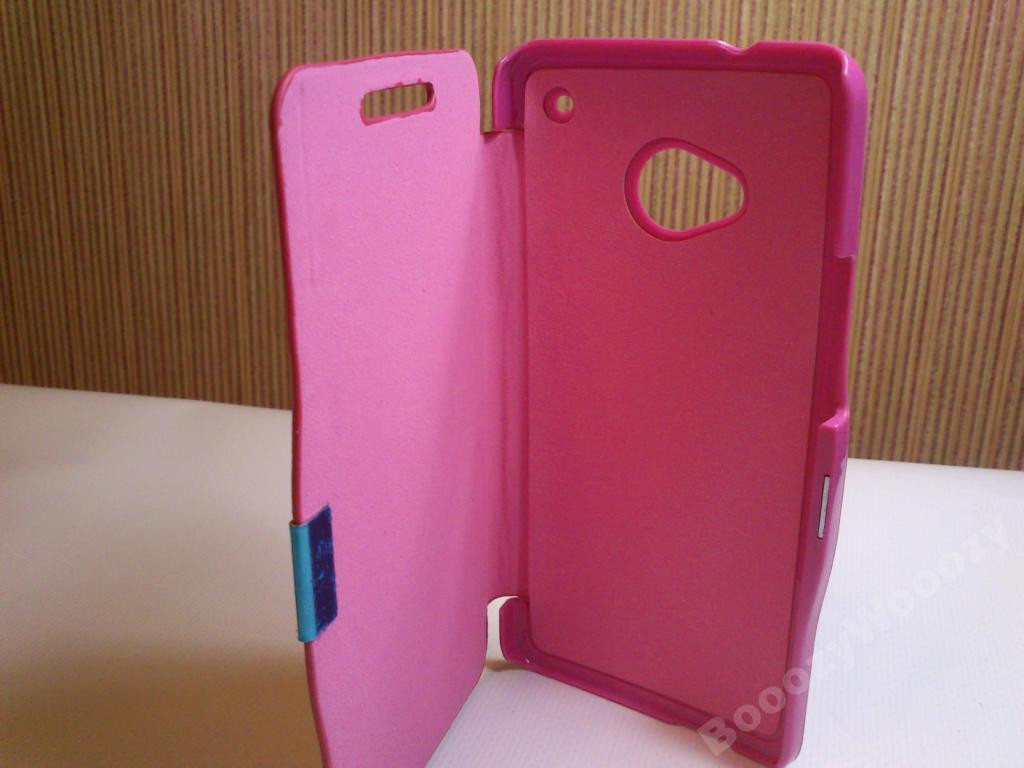 Чехол-книжка для HTC ONE M7