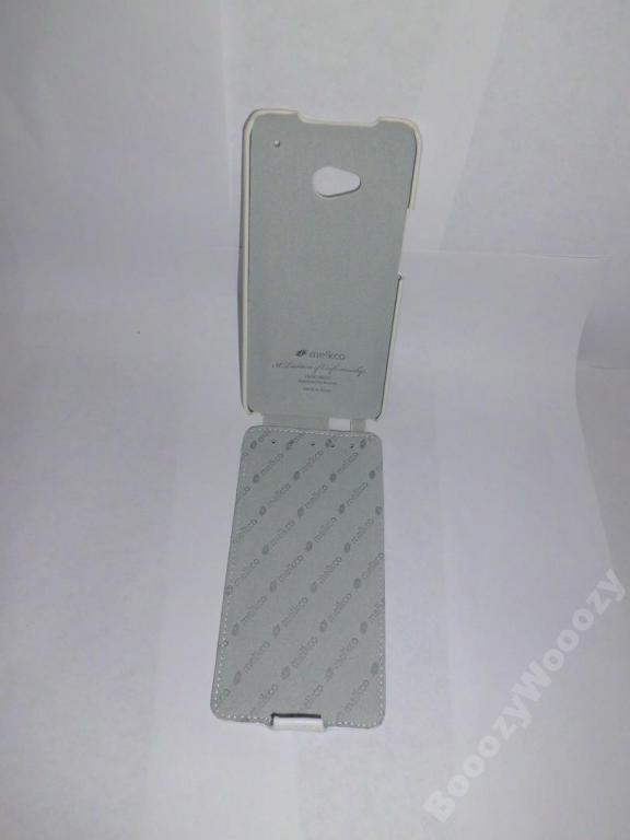 Чехол-книжка melkco для HTC ONE M7