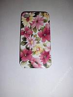 Пластмассовый бампер для apple iphone 4