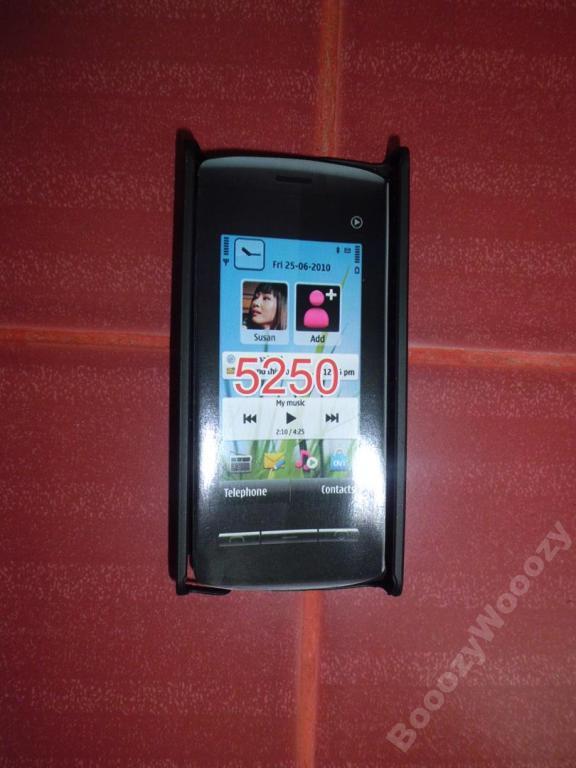 Чехол пластик(сетка) для Nokia 5250