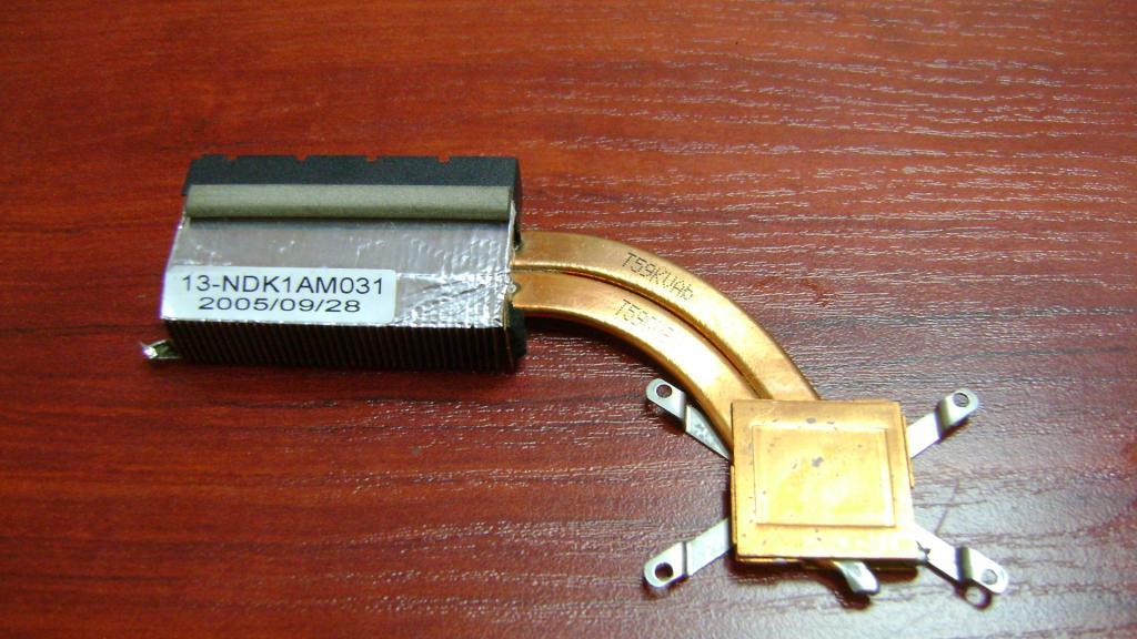 Радиатор 13-NDK1AM031 для Asus A6R KPI7423