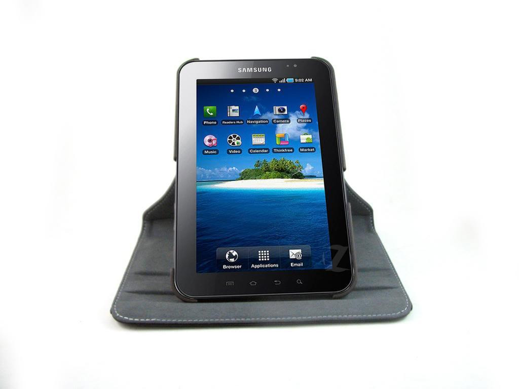 Чехол-книжка  для Samsung Galaxy Tab 6200/6210