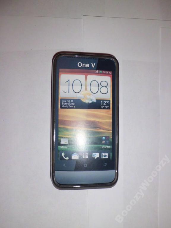 Силиконовый чехол для HTC One V