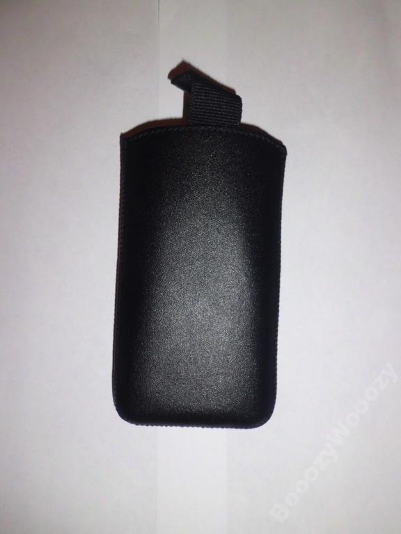 Футляр кожаный для iphone 4