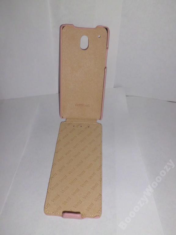 Чехол-книжка Vetti Craft HTC one mini m4