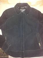 Замшевая куртка(кожа) WS LEATHER 42разм,б.у.Англия
