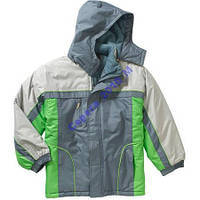 Теплая куртка на мальчика 5-ти - 6-ти лет