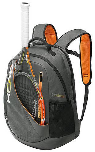 Теннисный рюкзак на 8 л  283274 Rebel Backpack HEAD