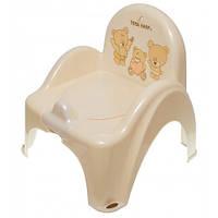 Горшок кресло детский с крышкой TEGA MIS 3728 (разные цвета)