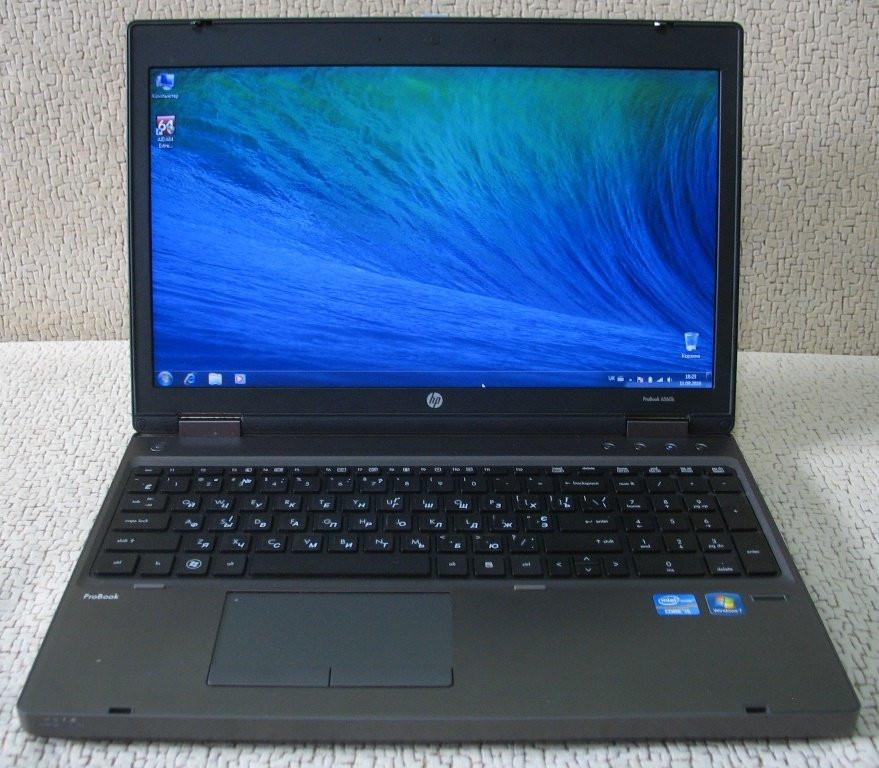 Ноутбук HP ProBook 6560b Core i5/4/250/COM-порт