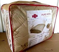 Одеяло двуспальное ТЕП Pure Wool-овечья шерсть