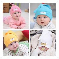 Красивые и качественные шапочки для деток