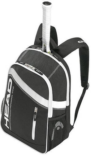 Модный спортивный рюкзак  на 7 л 283365 Core Backpack  BKBK HEAD