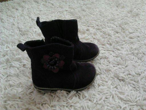 Фирменные демисезонные ботиночки Турция ,КОЖА