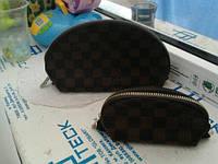 """Две косметички  сумочки  """"Lovis Vuitton кожа"""