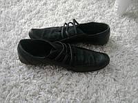Туфли мокасины ,подростковые 100%кожа