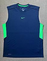 Мужская майка безрукавка Nike.