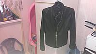 Шикарная фирменная куртка Dilander лайковая кожа