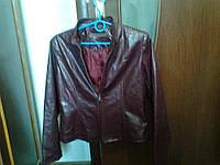 Шикарная куртка от Paolo Santini под кожу змеи
