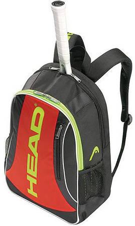 Отличный теннисный рюкзак  на 7 л 283464 Elite Backpack  BKRD HEAD