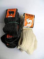Носки теплые мужские из овечьей шерсти NEBAT